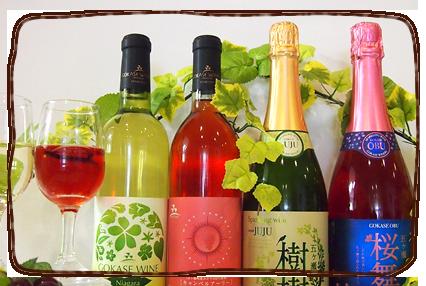五ヶ瀬特選ワイン